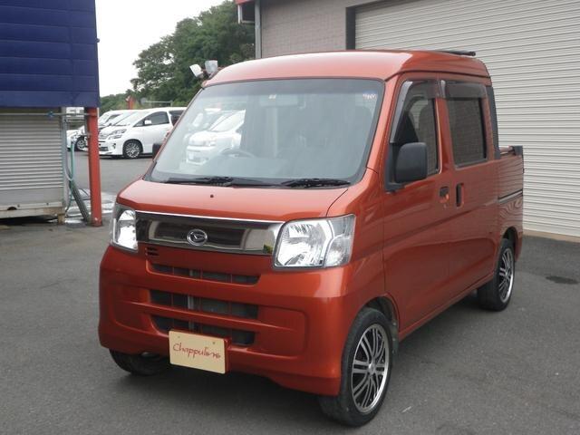 DAIHATSU / Hijet Cargo (S331W)