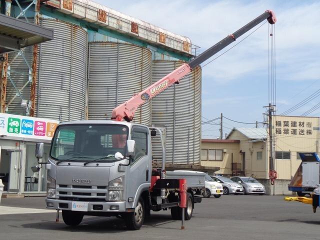 ISUZU / Elf Truck (NMR85AR)