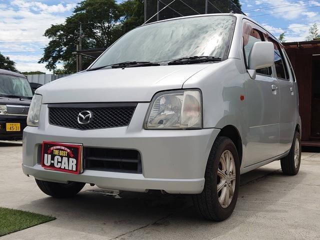 MAZDA / AZ-Wagon (MD22S)