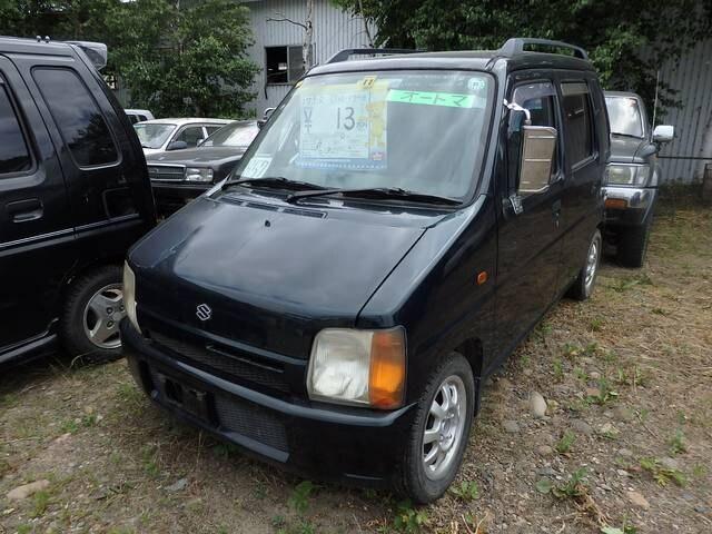 SUZUKI / Wagon R (CT21S)