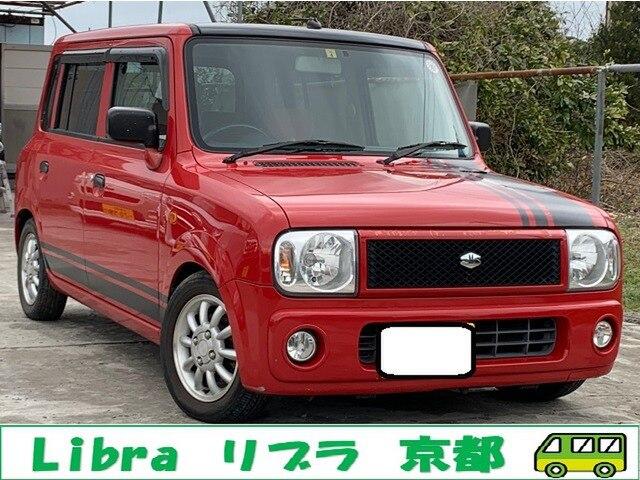 SUZUKI / Alto (TA-HE21S)