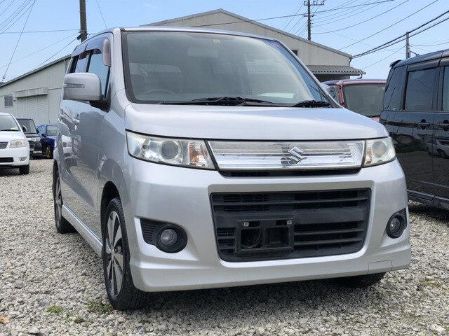SUZUKI / Wagon R (CBA-MH23S)