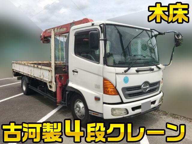 HINO / Ranger (PB-FC6JJFA)