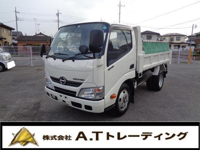 HINO / Dutro (TKG-XZU630T)