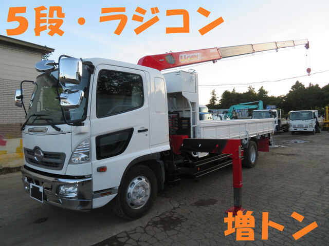 HINO / Ranger (ADG-FE7JLWA)