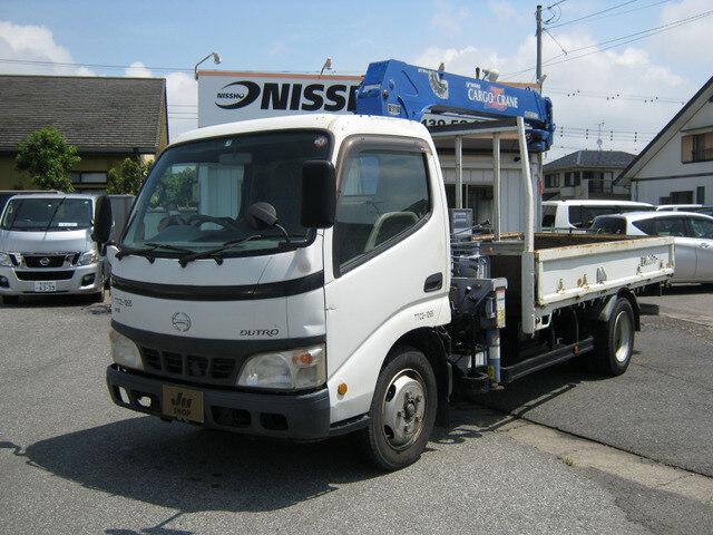 HINO / Dutro (PB-XZU341M)