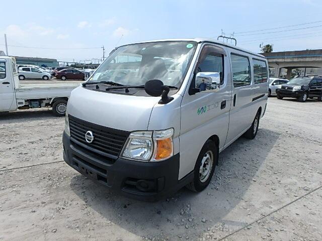 NISSAN / Caravan Van (ADF-CWMGE25)