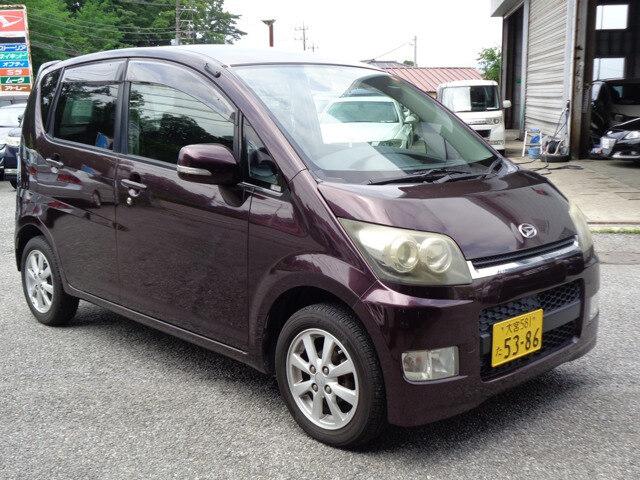 DAIHATSU / Move Custom/ (DBA-L175S)