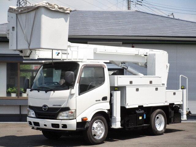 HINO / Dutro (TKG-XZU600F)