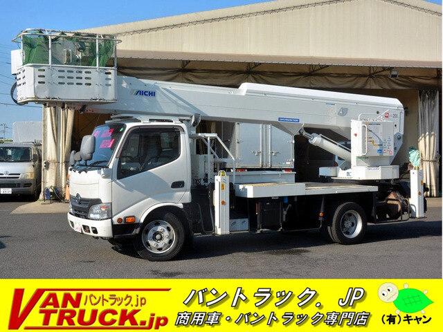 HINO / Dutro (TKG-XZU650F)