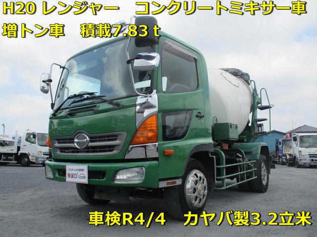 HINO / Ranger (BDG-FJ7JDWA)