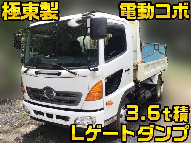 HINO / Ranger (TKG-FC9JCAA)