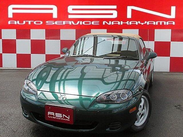 MAZDA / Roadster (NB8C)
