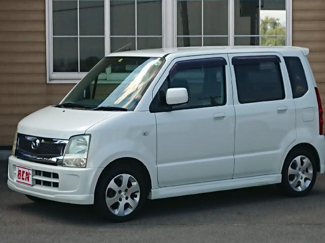 MAZDA / AZ-Wagon (MJ21S)