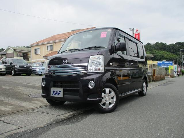 MAZDA / Scrum Wagon (DG64W)