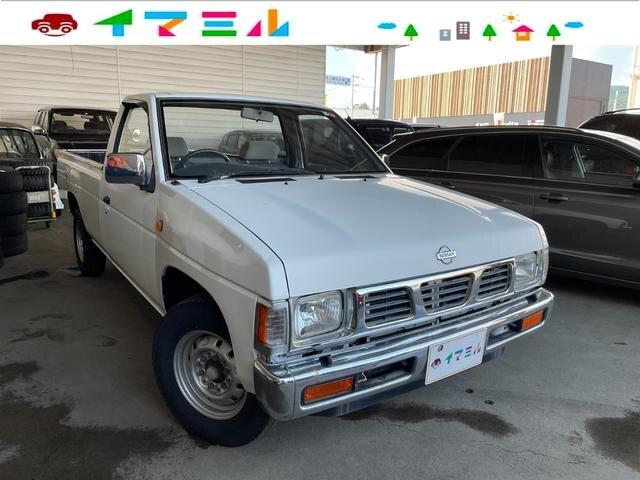NISSAN / Datsun Truck (QGD21)