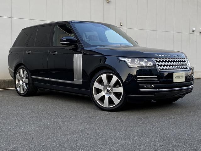 LAND ROVER / Range Rover (LG5SA)