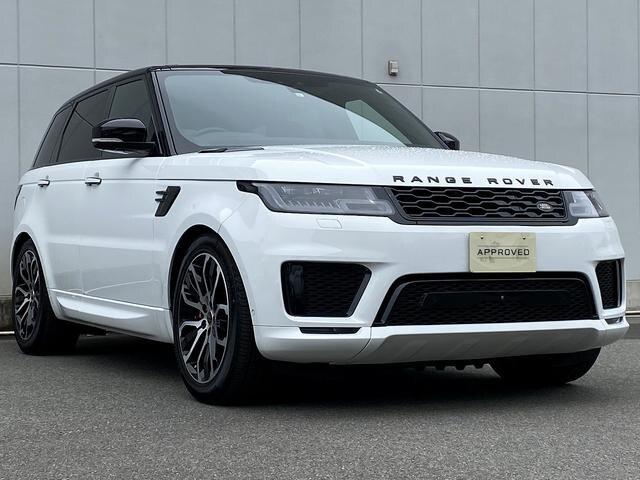 LAND ROVER / Range Rover Sport (LW2YC)