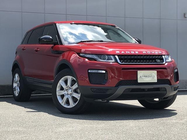 LAND ROVER / Range Rover Evoque (LV2A)