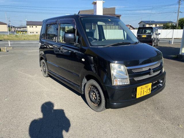 SUZUKI / Wagon R (DBA-MH22S)