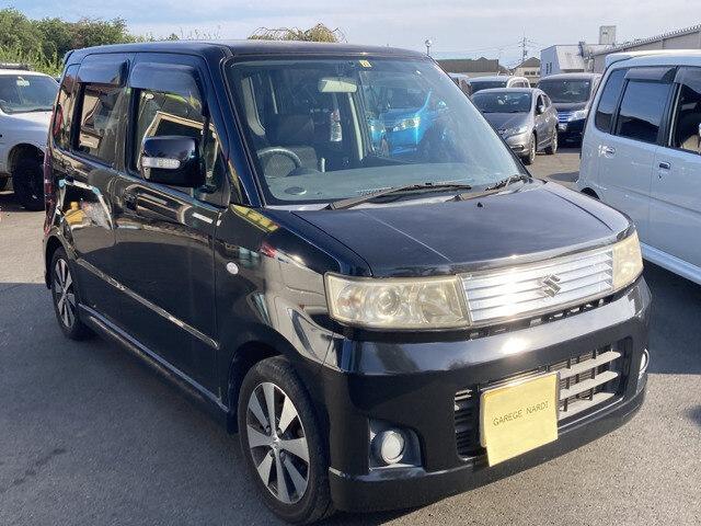 SUZUKI / Wagon R (CBA-MH22S)