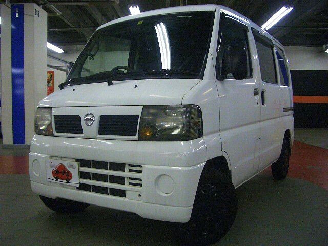 NISSAN / Clipper (GBD-U71V)