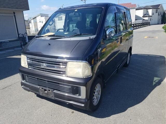 DAIHATSU / Atrai Wagon (S220G)