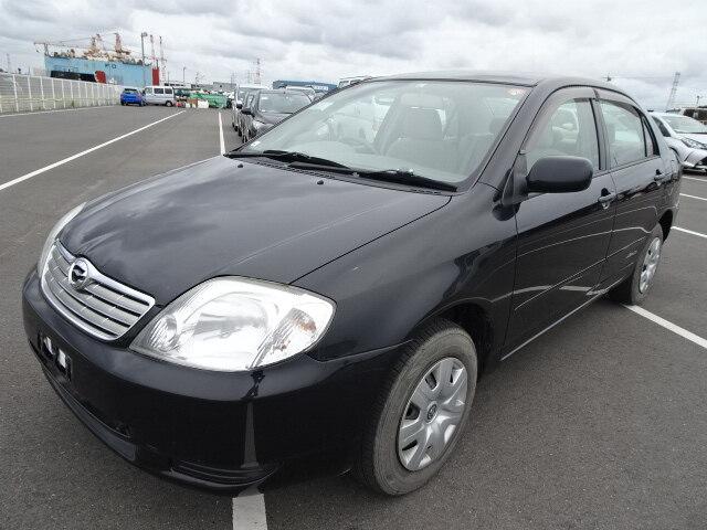 TOYOTA / Corolla Sedan (UA-NZE124)
