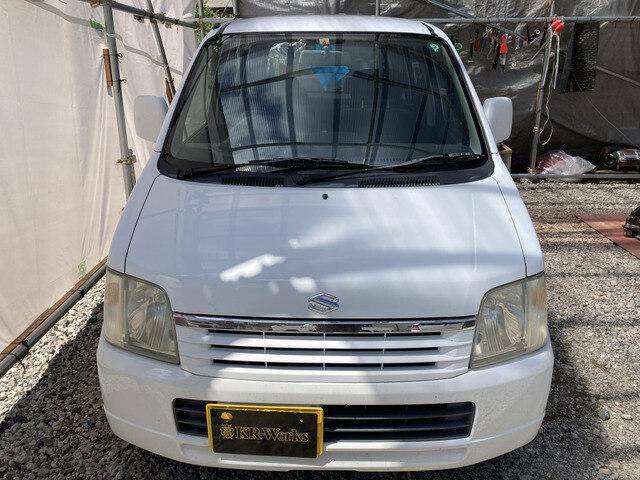SUZUKI / Wagon R (LA-MC22S)