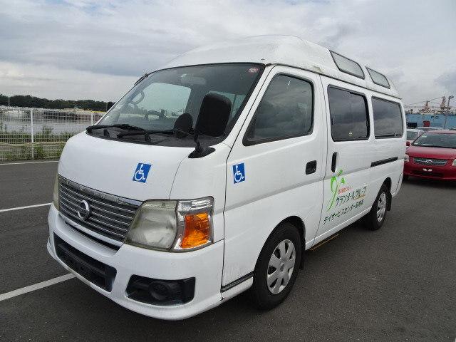 NISSAN / Caravan Bus (CBF-DSGE25)