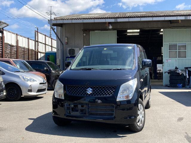 SUZUKI / Wagon R/ (DBA-MH22S)