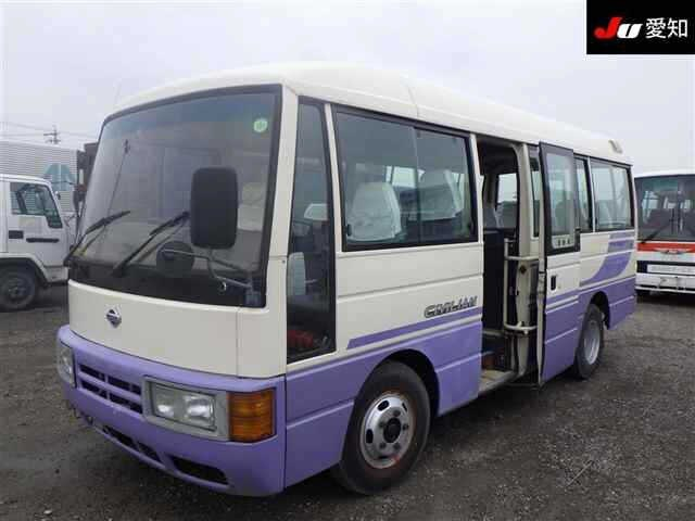 NISSAN Civilian Bus.