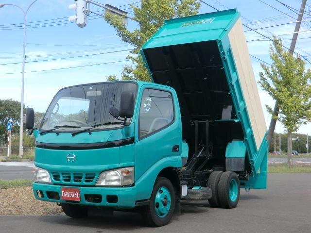 HINO / Dutro (XZU351T)