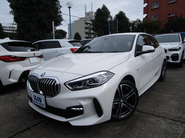 BMW / 1 Series (3DA-7M20)
