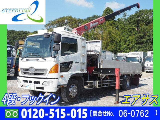 HINO / Ranger (BDG-FE7JLWG)