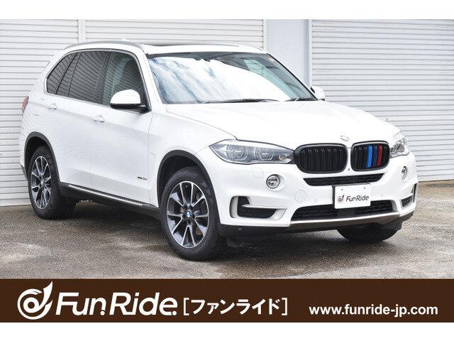 BMW / X5 (DBA-KR30S)