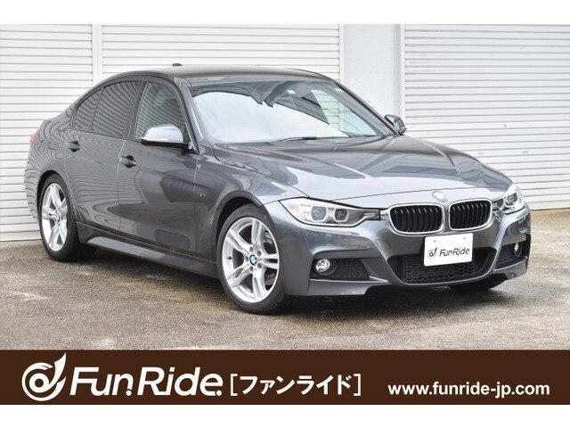 BMW / 3 Series (LDA-3D20)