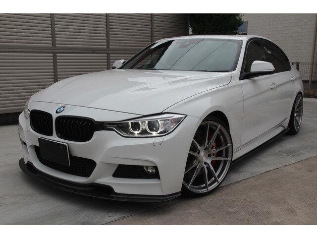 BMW / 3 Series (DBA-3B20)