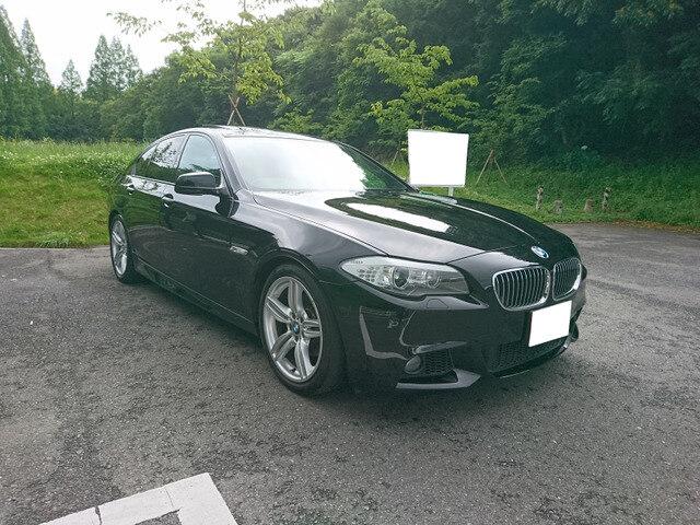 BMW / 5 Series (DBA-XG28)