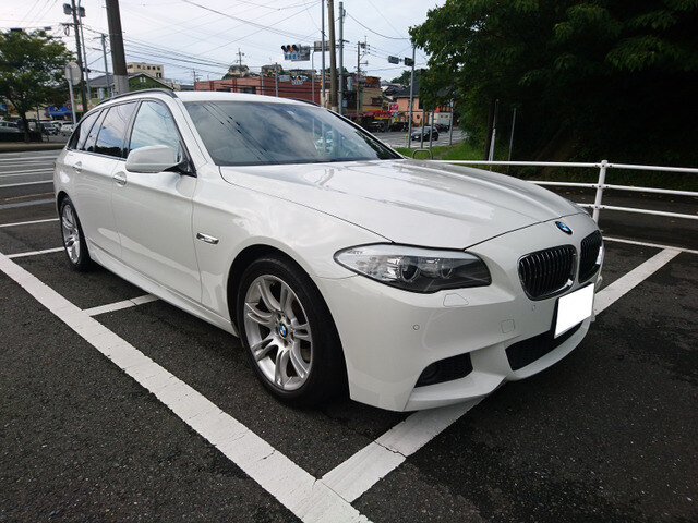 BMW / 5 Series (DBA-MU30)