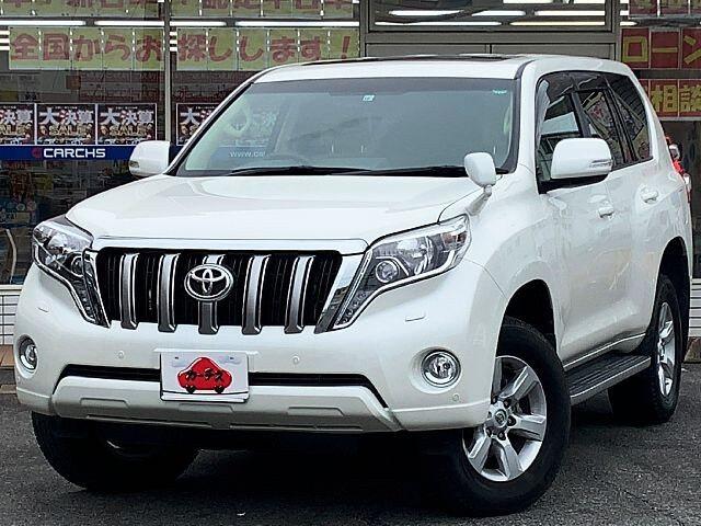 TOYOTA / Land Cruiser Prado/ (LDA-GDJ150W)