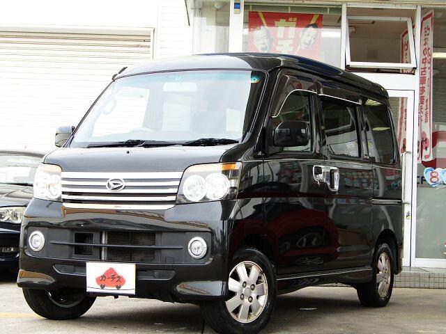 DAIHATSU / Atrai (ABA-S321G)