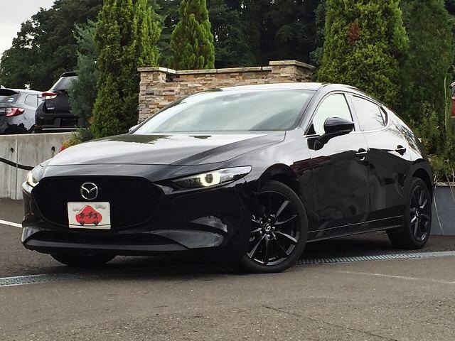 MAZDA / Mazda3/ (3AA-BPEP)