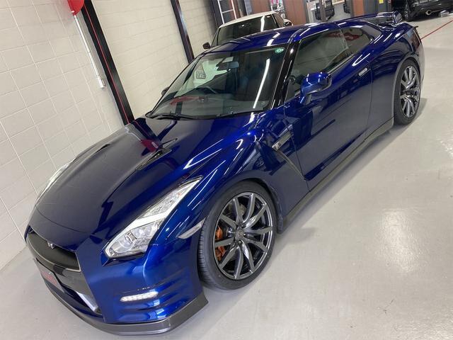 NISSAN / Nissan GT-R/ (DBA-R35)