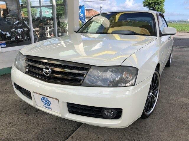 NISSAN / Gloria(sedan) (TA-HY34)