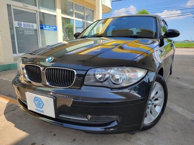 BMW / 1 Series (ABA-UE16)