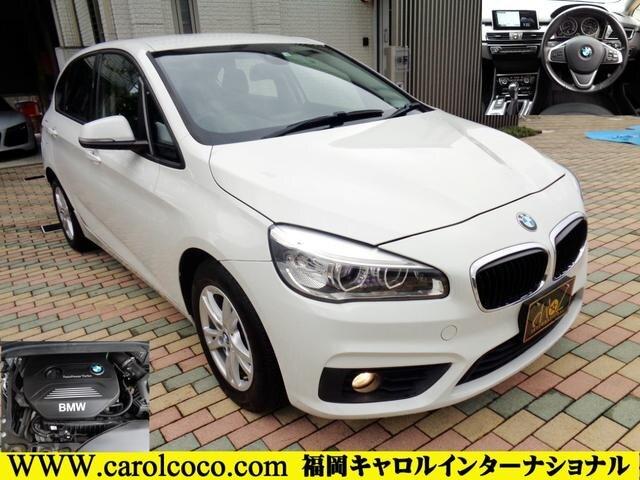 BMW / 2 Series (DBA-2A15)