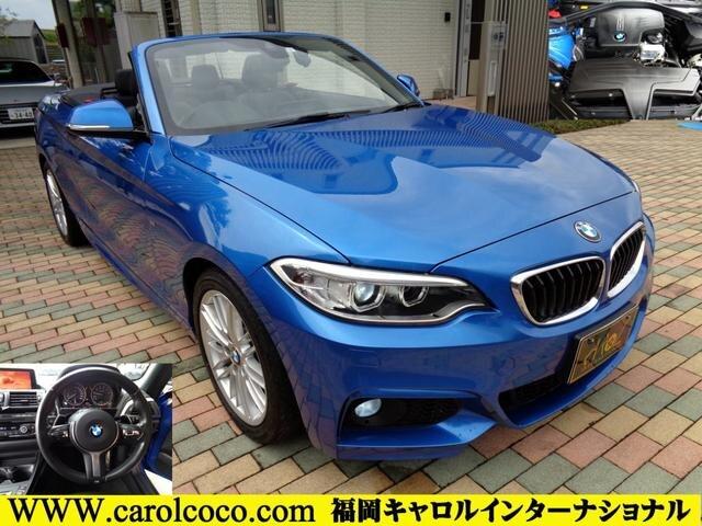 BMW / 2 Series (DBA-1J20)