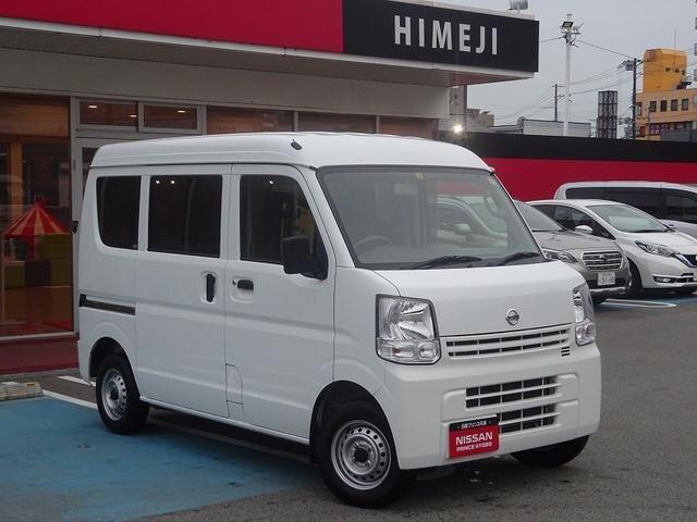 NISSAN / Clipper Van (DR17V)