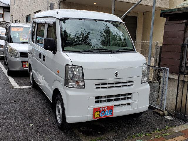 SUZUKI / Every/ (HBD-DA64V)
